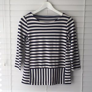 Madewell Stripped Top